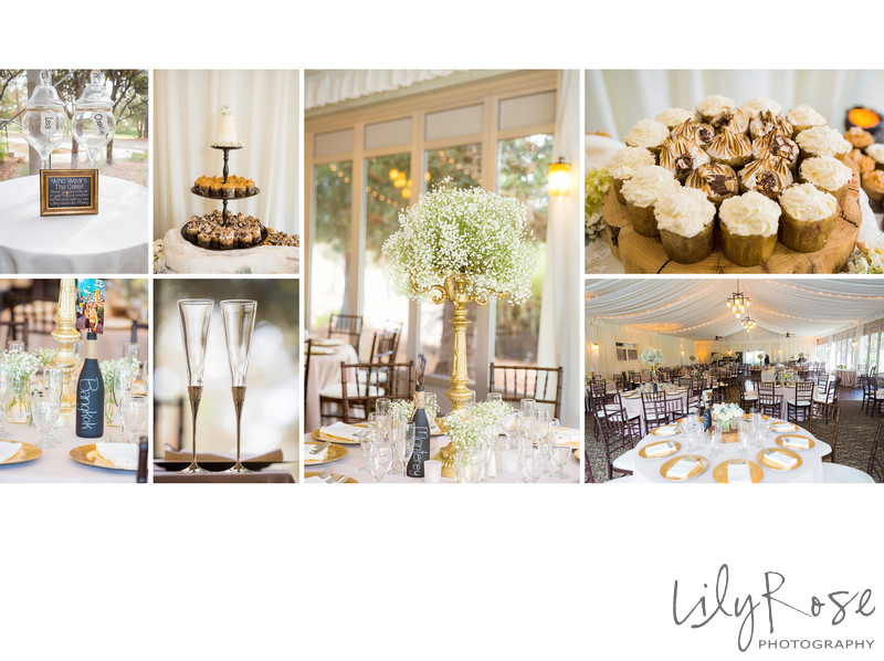 Wedding Reception Details Wedgewood Napa