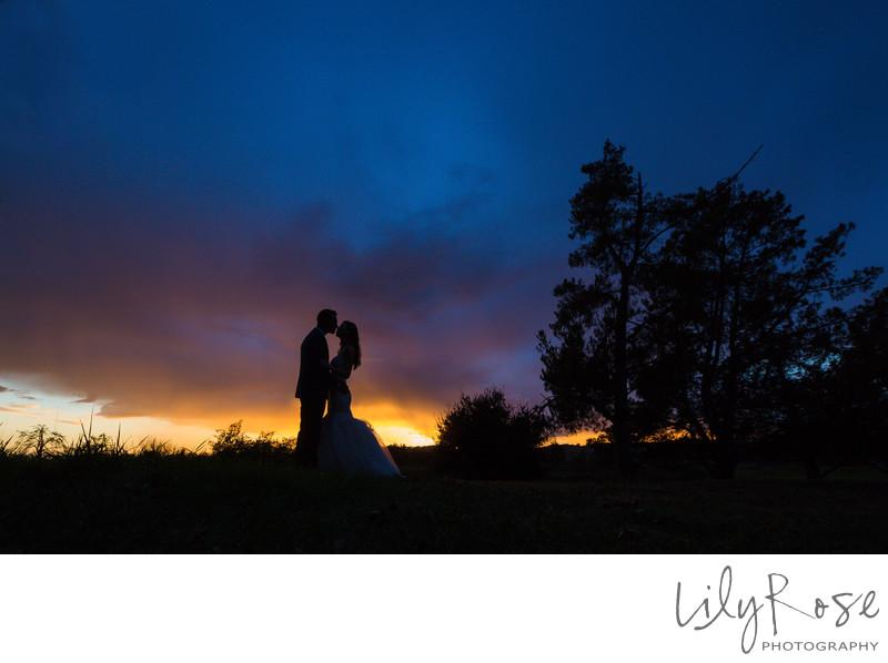 Sunset Portraits Wedgewood Napa