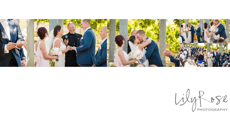 Wedding Napa Meritage Resort