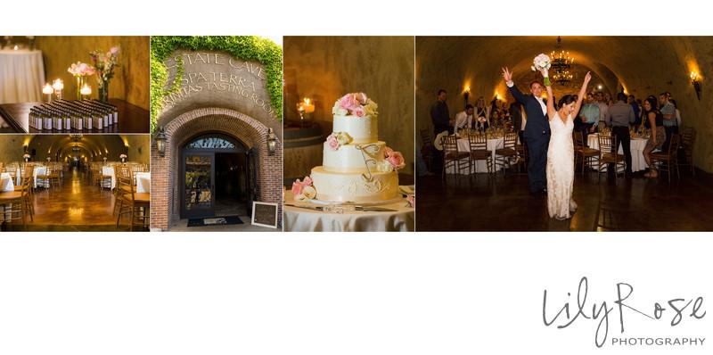 Wedding Reception Napa Meritage Resort