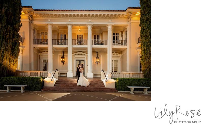 Top Wedding Grand Island Mansion