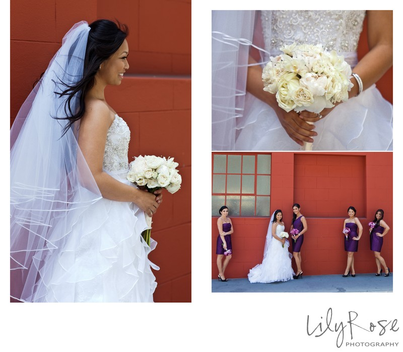 Wedding Photographer in San Francisco St. Regis Hotel