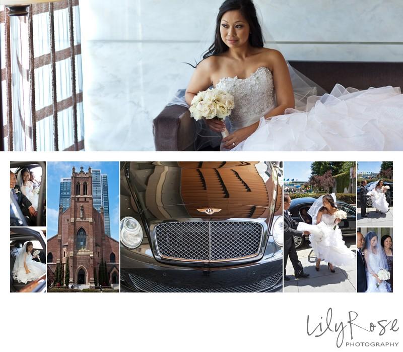 Wedding Photographs St. Patrick Church