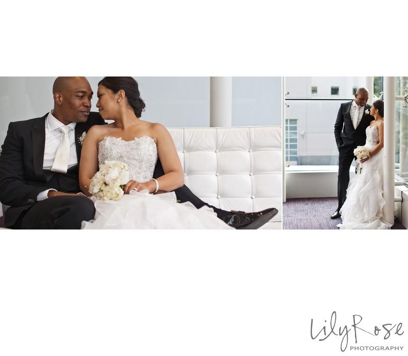 Wedding Photographer St. Dominic's Catholic Church