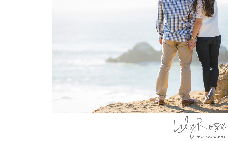 Shoes Are Just As Important During Engagement Session