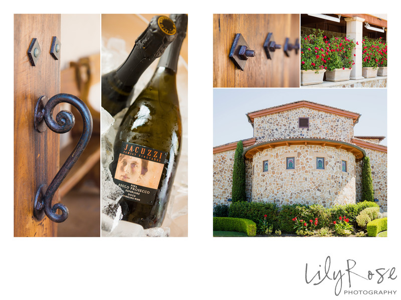 Sonoma Wedding Photography Jacuzzi Family Vineyard