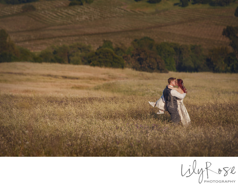 Napa Romantic Wedding and Engagement Photographer