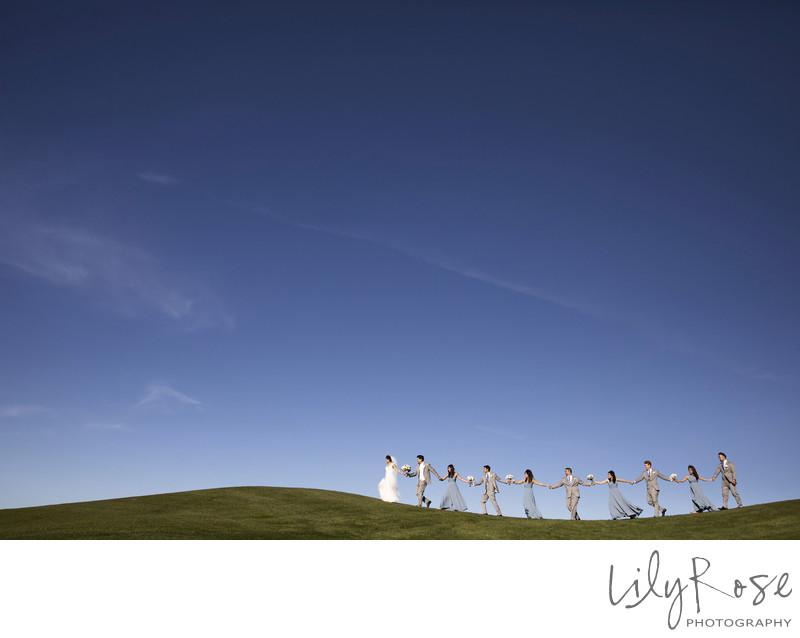 Cinnabar Golf Club Wedding Photographer