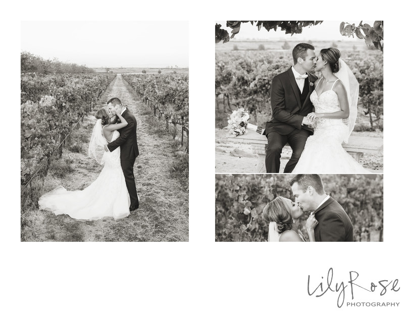 Romantic Wedding Photography Sonoma California