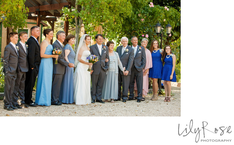 Best Sonoma Wedding Photography Kenwood Ranch of Sonoma