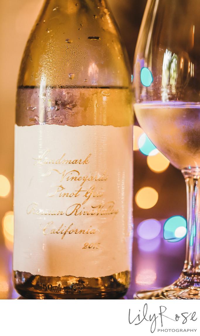 Landmark Vineyards Wedding Photography