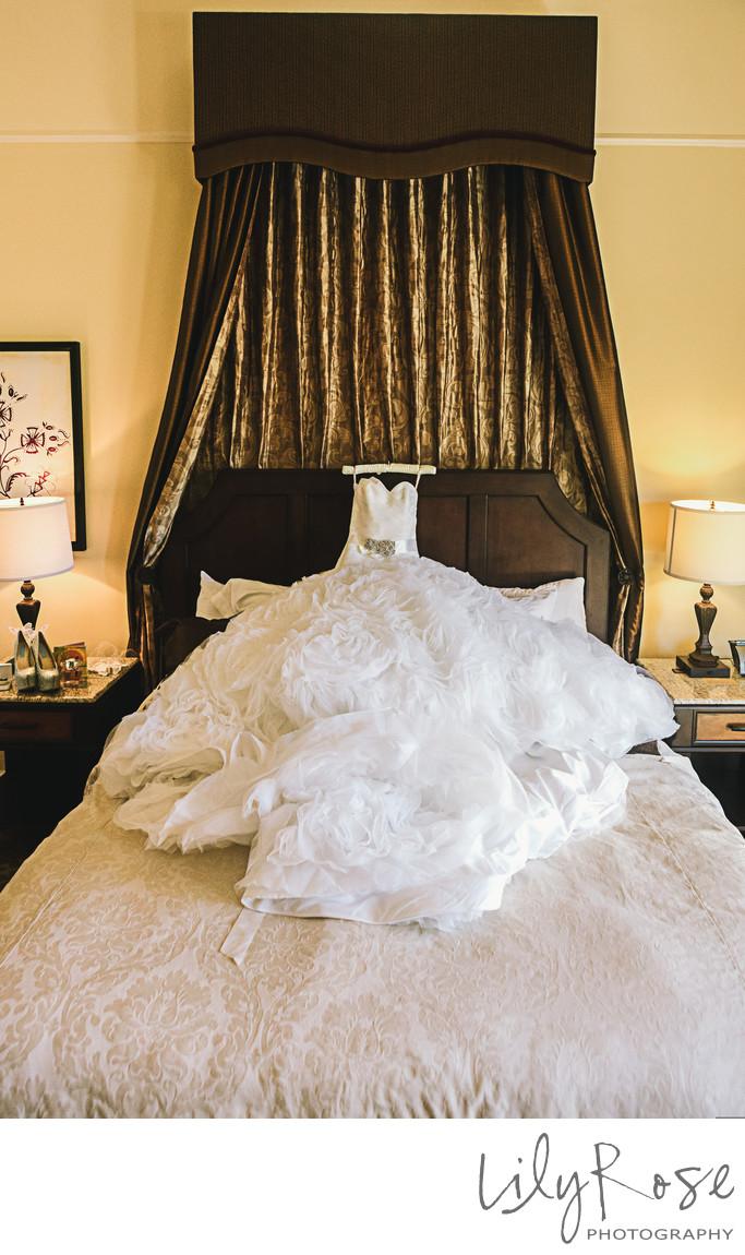 Wedding at Meritage Resort and Spa in Napa
