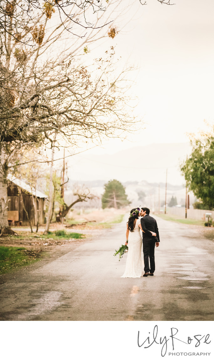 Best Wedding Photographer for Inn at Park Winters