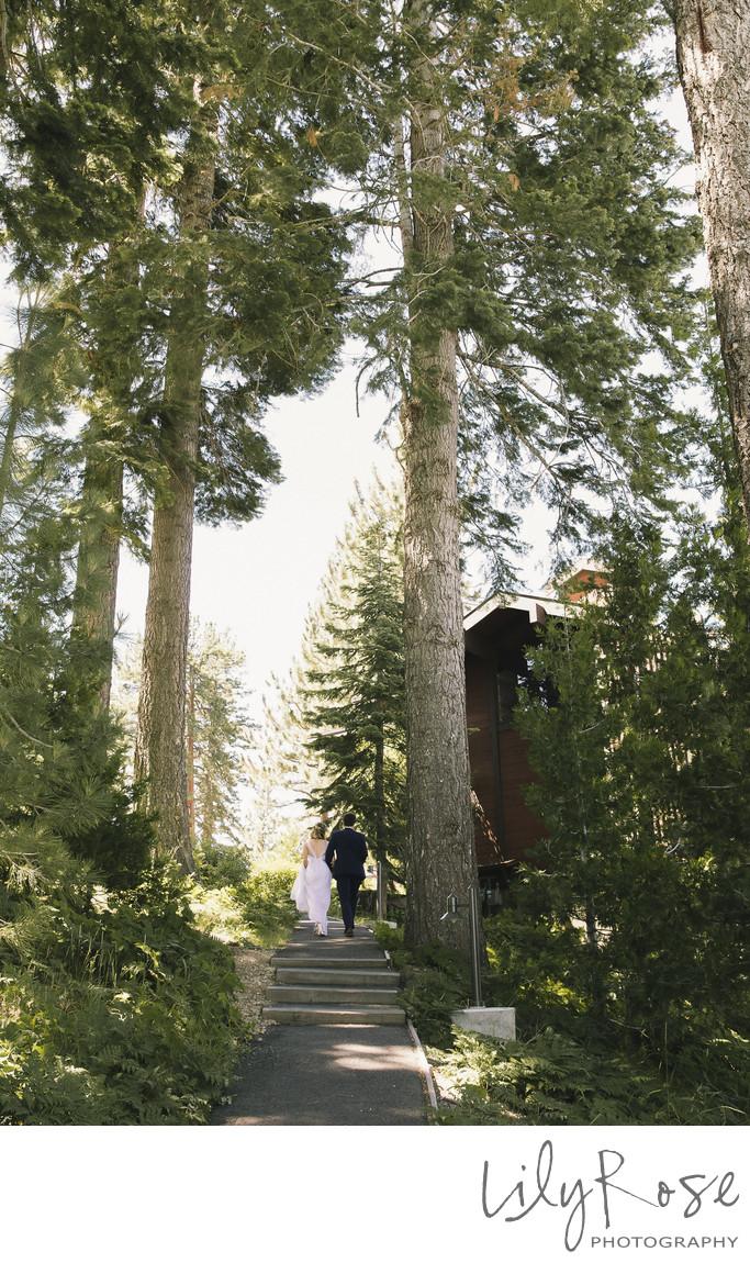 North Lake Tahoe Top Wedding Photographer