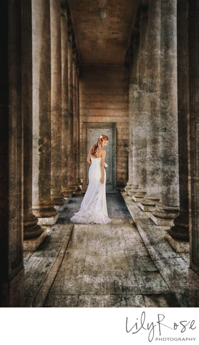 San Francisco Wedding Pictures Bride