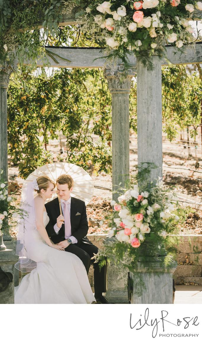 Wedding Photos at Meritage Resort and Spa Bride