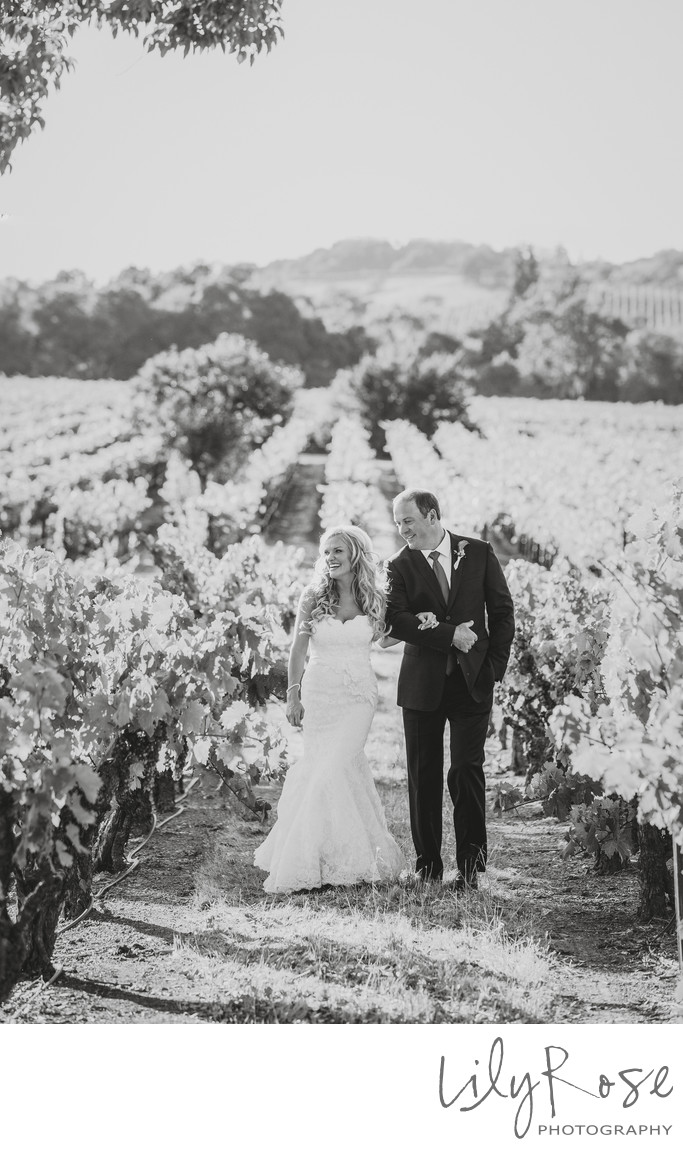 Stryker Sonoma  Vineyards Wedding Photographer