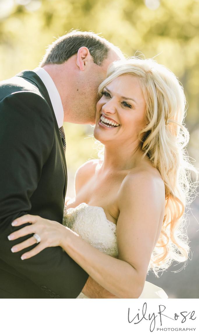 Stryker Sonoma Wedding Photographs