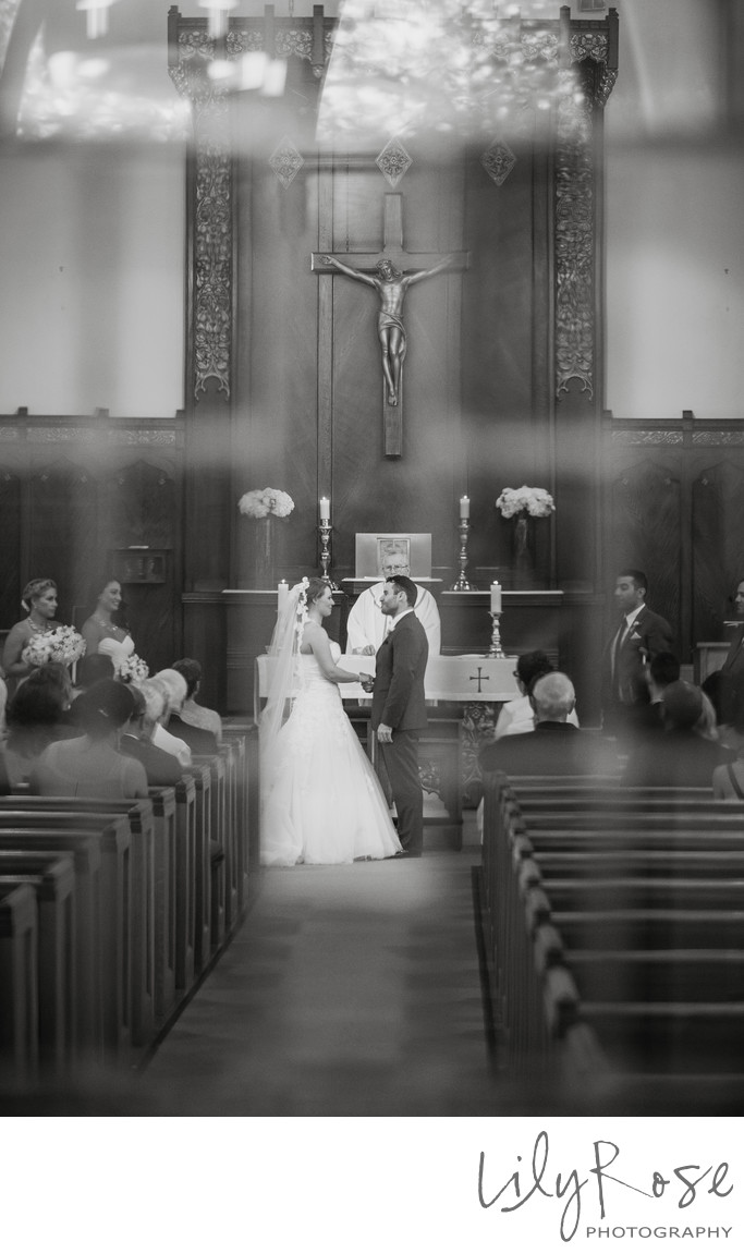 St. Helena Church Wedding Photographer