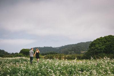 Engagement Mendocino Sonoma Wedding Photographer