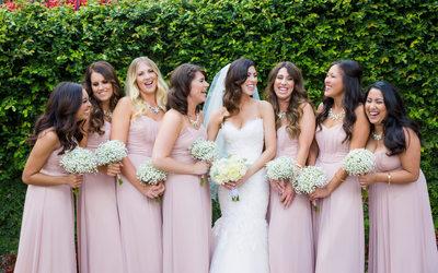 Bridal Party Silverado Resort and Spa