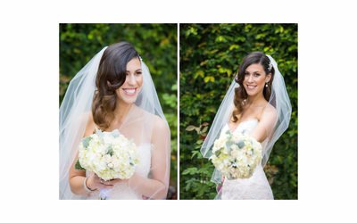 Bridal Portraits Silverado Resort and Spa