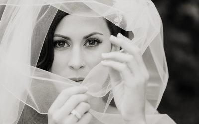 Bride Portrait Silverado Resort and Spa