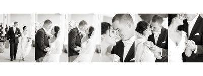 Bride and Groom Romantic Portraits Napa Meritage Resort