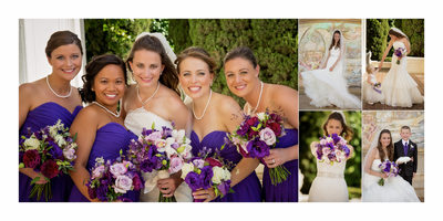 Grand Island Mansion Bridal Party