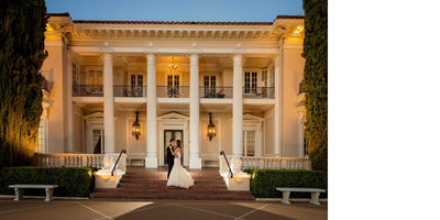 Top Wedding Grand Island Mansion