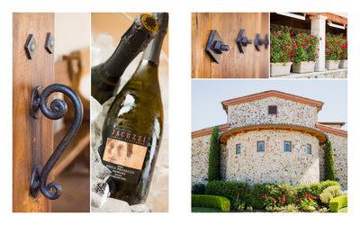 Sonoma Wedding Photography Jacuzzi Family Vineyard