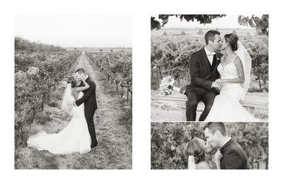 Romantic Wedding Photography Sonoma California