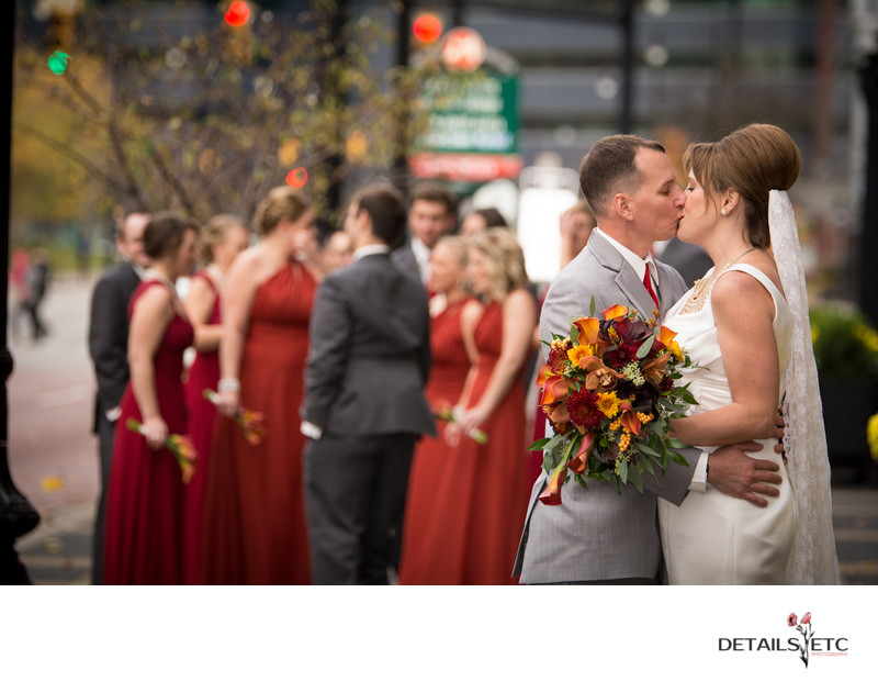 Grand Rapids Wedding Picture