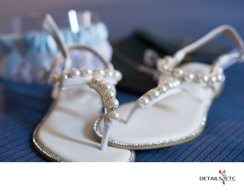 Wedding Details in South Haven Michigan