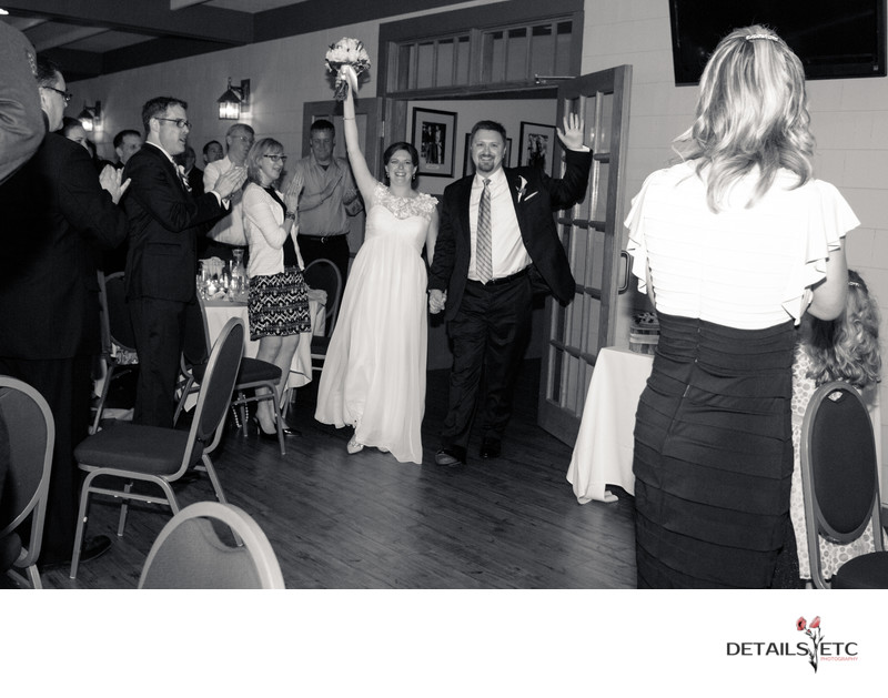 Wedding Photos at Ravines Golf Club