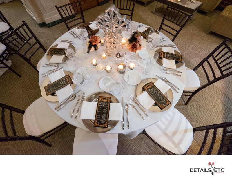 CityFlats Ballroom Reception Pictures
