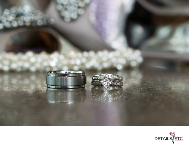 Wedding Rings at the Downtown Market