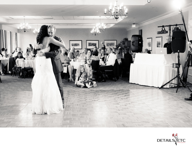 Father Daughter Dance at the University Club