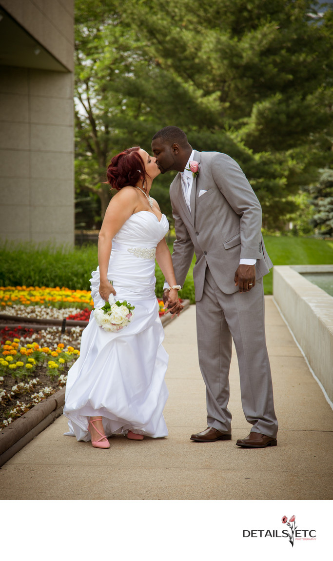 Mixed Race Couples Wedding Photos Grand Rapids MI