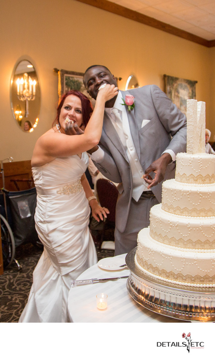 Fun Wedding Pictures in Grand Rapids