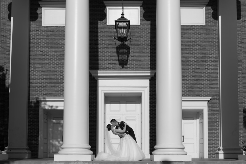 Shelley & Wilson @ Wilshire Baptist Church Dallas Wedding Photography