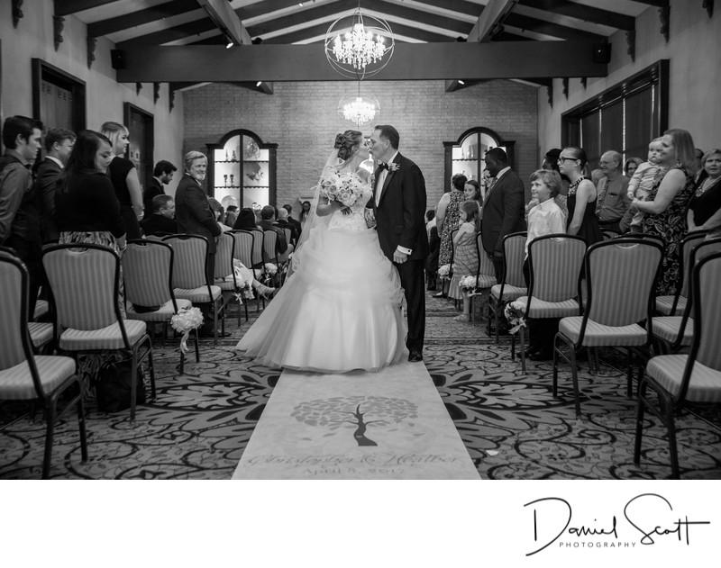 Heather & Chris - Las Colinas County Club Wedding by Daniel Scott Photography