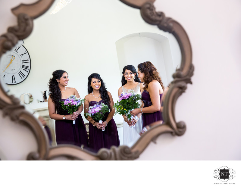 Bridesmaid Candid Photographer