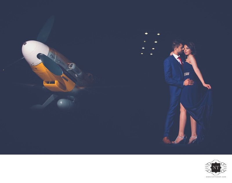 Stylish Pre Wedding Photographer based in London