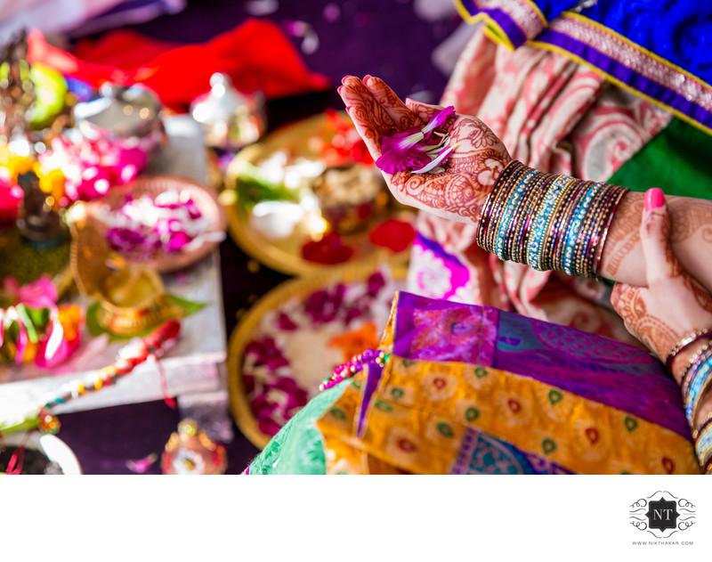 Indian Rituals Photographer
