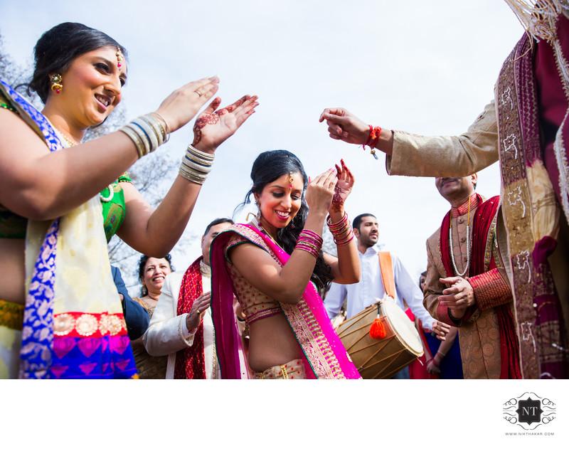 Indian Wedding Photographer in Harrow, Nikthakar.com