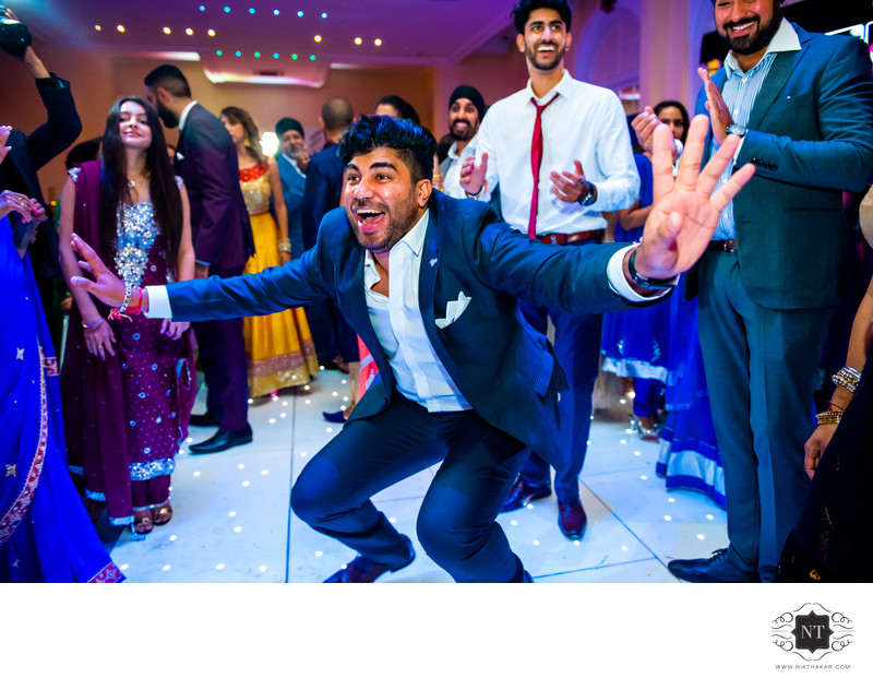 Indian wedding photographers wedding reception