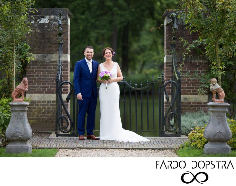 Bruidsreportage Kasteel Heeswijk-Dinther