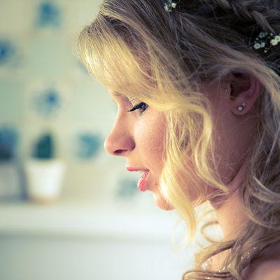 Bruidsportret Delfts Blauw