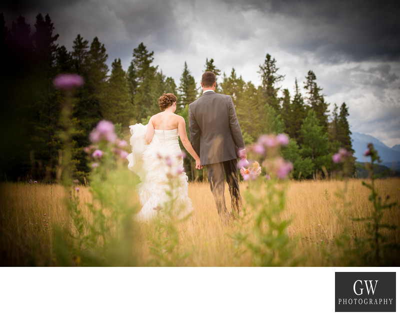 Best Wedding Photographers in Canmore AB Canada